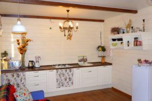 Кухня в стиле Прованс. Ремонт под ключ