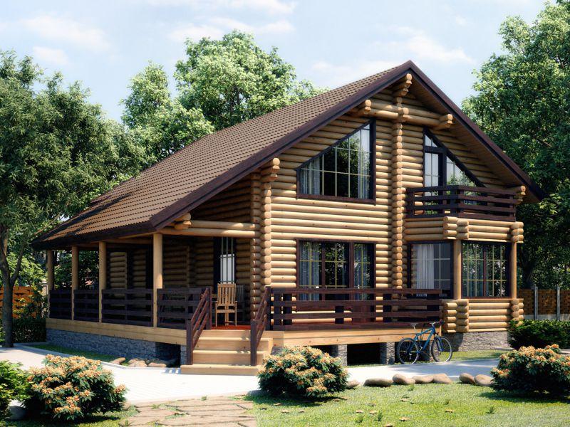 Проект Скандинавия - продажа и строительство домов